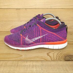 Women's Nike Free TR Flyknit training shoes - 8.5